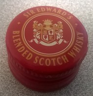 Ecosse Capsule à Visser Sir Edward's Blended Scotch Whisky - Kronkorken