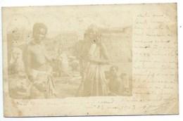 """AFRIQUE - BURKINA FASO - """"Autre Genre De Beauté Noires..."""" - CARTE-PHOTO - Burkina Faso"""
