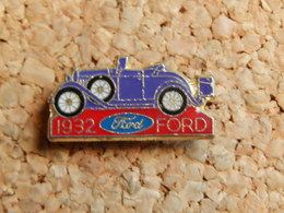 Pin's - VOITURE FORD - Ford