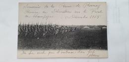 Cp Remise De Décorations - War 1914-18