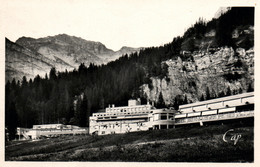 Passy, Plateau D'Assy - Sanatorium Le Roc Des Fiz - Carte CAP - Passy