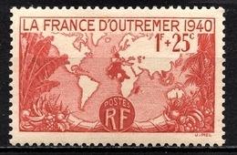 FRANCE 1940 - Y.T. N° 453 - NEUF** /5 - France