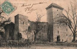 Perrignier (Haute-Savoie) - Château D'Avully - Edition Pittier, Carte Dos Simple N° 23 - Francia