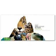 Souvenir Philatique   Parc Zoologique De Paris 1934 - 2014 Sous Blister - Blocs Souvenir