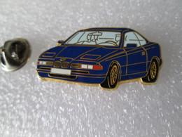 PIN'S    BMW  SERIE 8   BLEU  VITRES CLAIR   Arthus  Bertrand - BMW