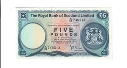 Scozia  Pound 1973 Pick#337 Sup/q.fds   LOTTO 757 - Schotland