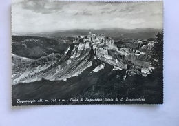 BAGNOREGIO -CIVITA DI BAGNOREGIO PATRIA DI S.BONAVENTURA -VIAGGIATA FG - Viterbo