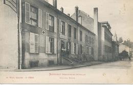 Cachet Militaire : 54  BACCARAT , Vue De L'Hopital Mixte . - Marcophilie (Lettres)