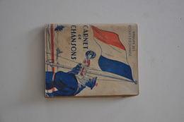 CARNET DE CHANSONS Groupe Des écoles D'équipage Militaire Armée Décembre 1945 - Livres, BD, Revues