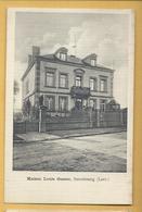 C.P.A. Sarrebourg - Maison Louis Gasser - Sarrebourg