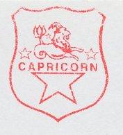 Meter Cut Netherlands 2002 Capricorn - Astrology - Astronomie