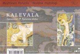 Finnland 2004 Block 33 NORDEN Nordische Mythen Postfrisch ** Mnh - Finlandia