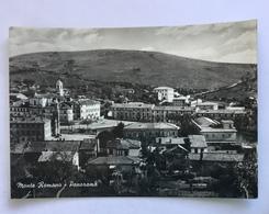 MONTE ROMANO -PANORAMA -VIAGGIATA FG - Viterbo
