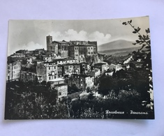 ROCCALVECCE -PANORAMA -VIAGGIATA FG - Viterbo