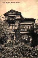 Baden-Baden Villa Manus Gl 1916 - Baden-Baden