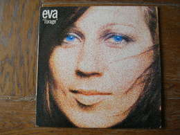 "33 Tours 30 Cm - EVA   - BARCLAY 80479  "" L'ORAGE "" + 9 - Vinyles"