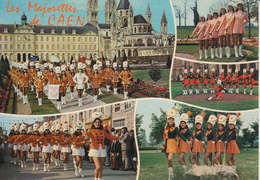 CAEN : Les Majorettes De Caen - Caen