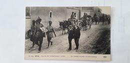 Cp Convoi Indien - War 1914-18