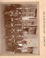 42 Chazelles Sur Lyon Photo Classe 1933 - Lieux