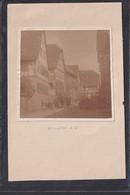 B45 /   Bad Wimpfen , Foto Blatt Um 1900 - Bad Wimpfen