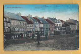 C.P.A. Saarburg  ( Sarrebourg ) Marktplatz - Sarrebourg