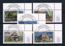 BRD/Bund 1996 Bauernhäuser Mi.Nr. 1883/87 Kpl. Satz Gestempelt - [7] República Federal