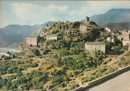 20 CORSE  NONZA   Vue Du Village - France