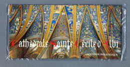 Souvenir Philatélique   Cathédrale Sainte Cécile D' Albi  Sous Blister - Blocs Souvenir
