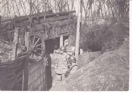 GUERRE 1914_18(PHOTO) - Guerre, Militaire