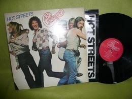 Chicago - 33t Vinyle - Hot Streets - Disco, Pop