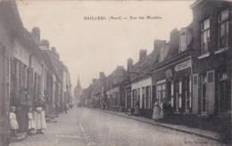 BAILLEUL - RUE DES  MOULINS - Altri Comuni
