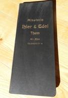 Livre De Comptes NEUF  De La Minoterie Ihler & Edel Thann Ht - Rhin Téléphone N44 - Autres