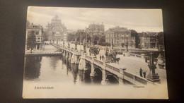 Pays Bas - Amsterdam, Hoogesluis / Timbre Et Cachet De La Poste - Amsterdam