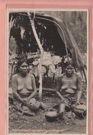 OLD POSTCARD - ETHNIC NUDE WOMAN - - TYPE - ARGENTINA - INDIAS MATACAS EMBARCACION - Ethnic Nudes