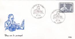 Enveloppe Cover Brief FDC 2169 Journée Du Timbre Ougrée - FDC