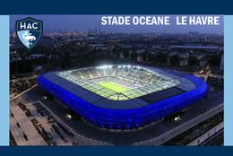 CP. STADE.   LE  HAVRE   FRANCE   STADE  OCEANE     # CS. 524 - Voetbal