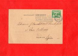 G0104 - AMSTERDAM - Periode 1891-1948 (Wilhelmina)