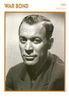 War BOND (1950) - Fiche Portrait Star Cinéma - Filmographie - Photo Collection Edito Service - Photographs
