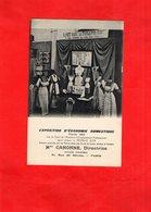 G0104 - Exposition D'Economie Domestique PARIS 1911 - Esposizioni