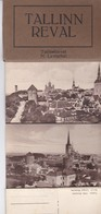 10 CPA Old Pcs Estonie Levinthal Tallinn Views - Estonie