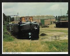 1982  --  CHANTIER D URK PAYS BAS PENICHE  3S835 - Vieux Papiers