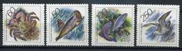 Russland Mi# 1899-1902 Postfrisch/MNH - Fauna - Unused Stamps