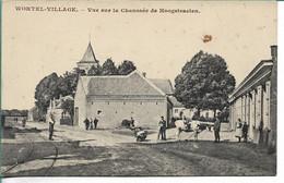 Wortel Hoogstraten Vue Sur La Chausse De Hoogsraten - Hoogstraten