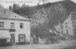 AYWAILLE. SOUGNE REMOUCHAMPS. ENTREES DES GROTTES - Aywaille