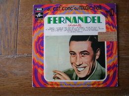 "33 Tours 30 Cm - FERNANDEL  - COLUMBIA 15284  "" IGNACE "" + 12 - Vinyles"