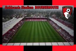 CP. STADE.  BOURNEMOUTH    ANGLETERRE   GOLDSANDS    STADIUM      # CS. 533 - Fútbol