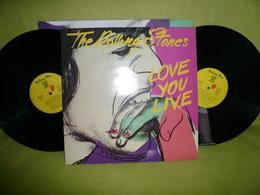 The Rolling Stones - 33t X2 Vinyles - Love You Live - Collectors