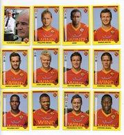 Figurine Calciatori 2009/2010 - ROMA - Lotto Nr. 12 Figurine - Edizione Panini 2010 - (FDC21023) - Panini