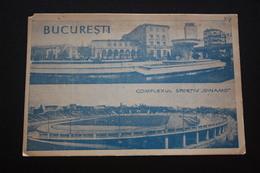 BUCAREST - DINAMO -BUCURESTI- , STADE / STADIUM / STADIO : CENTRAL STADIUM - Field - Stadien