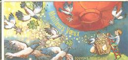 Souvenir Philatélique   Meilleurs Voeux 2009        Sous Blister - Blocs Souvenir